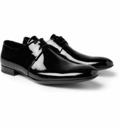 Patent-Leather-Derby-Shoes-Yves-Saint-Laurent-Clotheshorse