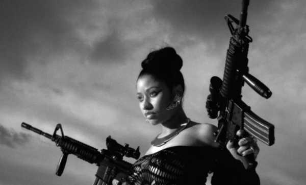 Fetty Wap e Nicki Minaj in Like A Star