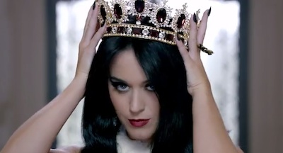 Katy Perry deride Taylor Swift frasi Famous