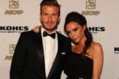 David Beckham è molto orgoglioso della figlia Harper.
