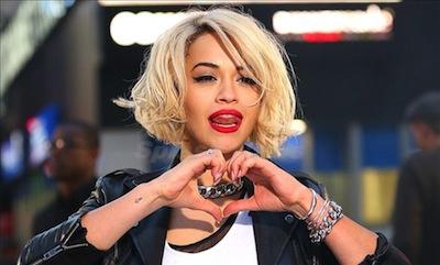 Rita Ora canzoni per Calvin Harris
