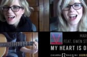 Chiara Ragnini – cover di My Heart is Open dei Maroon 5.