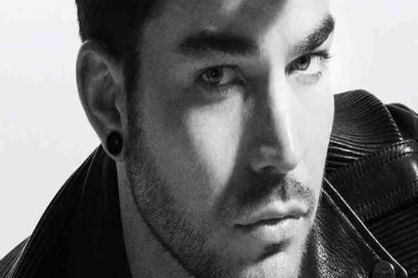 Adam Lambert Ghost Town - la cover del singolo