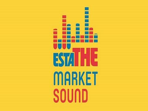 estathé market sound Milano