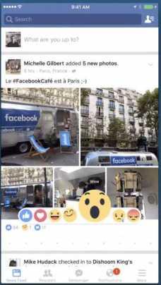 potere facebook adolescenti