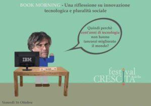Festival della Crescita a Milano dal 15 al 18 ottobre 2015
