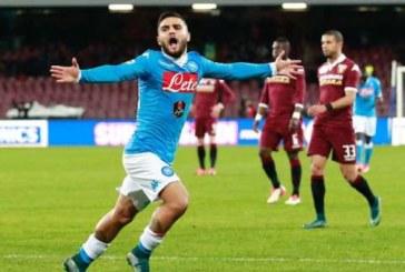 """Il Napoli espugna la """"Dacia Arena"""" grazie ad un Insigne ritrovato."""