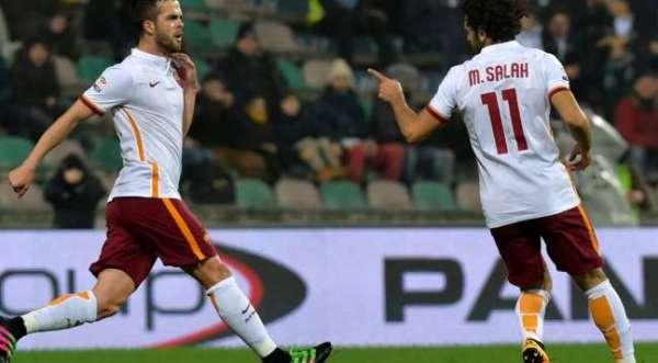 Roma: Salah vola a Liverpool