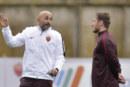 """La Roma alla ricerca della """"remuntada"""" per non dire addio all'Europa League."""