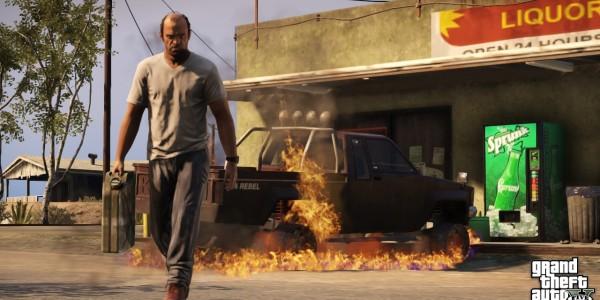 videogiochi che potrebbero diventare ottimi film - Grand Theft Auto 5