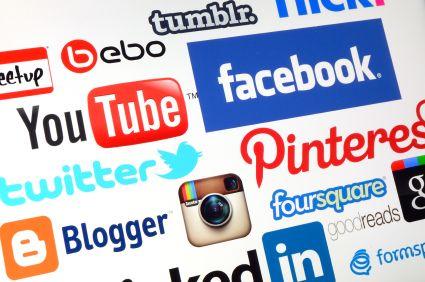 social media più popolari