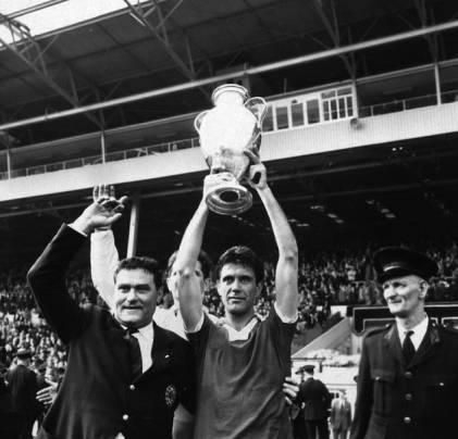Cesare Maldini Coppa Campioni 1963
