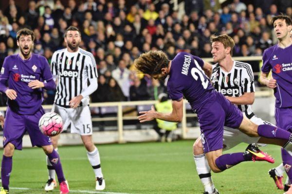 Juventus Fiorentina 20 agosto 2016