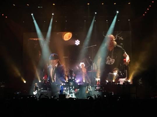 Guns N' Roses ai Coachella 2016