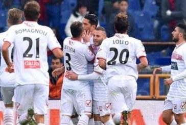 Il Carpi supera l'Udinese, ma non riesce ad evitare la retrocessione in B