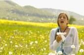 Gli uomini e le donne sono diversi anche in fatto di allergie.