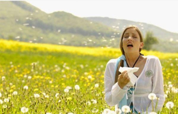 allergie affrontate da uomini e donne