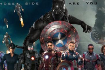 Captain America: Civil War, la recensione con voto e trailer.