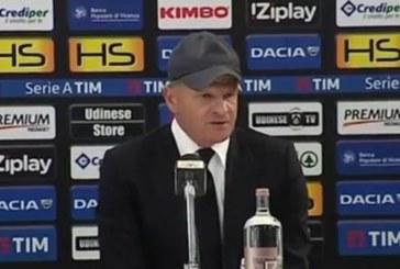 Inizia l'avventura di Iachini sulla panchina dell'Udinese.