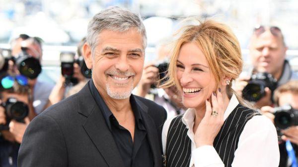 George Clooney su Berlusconi