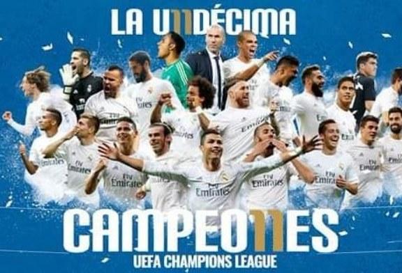Real Madrid campione d'Europa. I blancos superano l'Atletico ai calci di rigore.