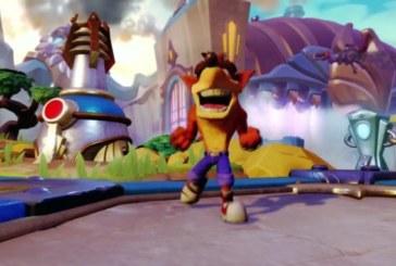 Un remake per Crash Bandicoot su PS4 annunciato all'E3 (Trailer).