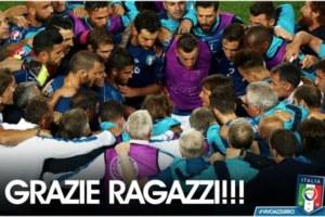Euro 2016: Grazie Italia per un cammino chiamato: dignità.