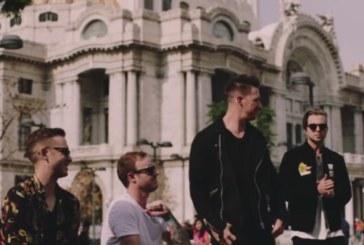 OneRepublic: ecco il video per Kids girato a Città del Messico.