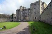 Il castello di Chillingham, uno dei più infestati in Europa.