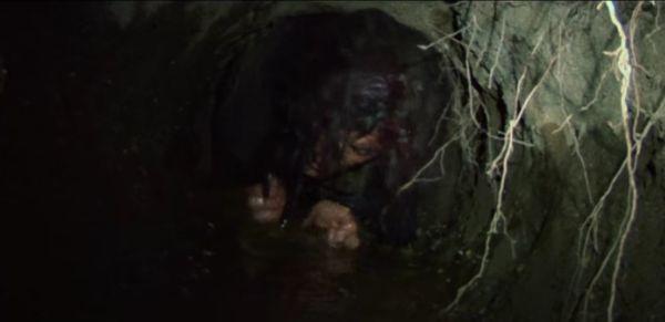 Blair Witch scena claustrofobia