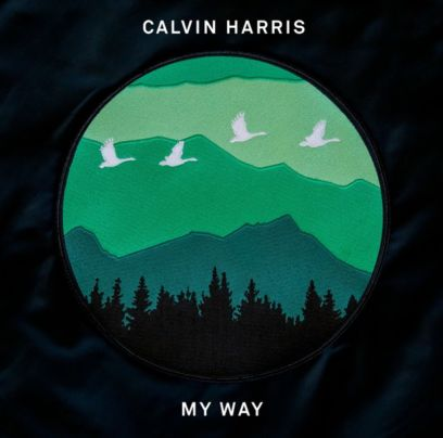 Calvin Harris in solo per My Way