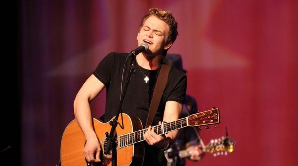 Hunter Hayes Young Blood