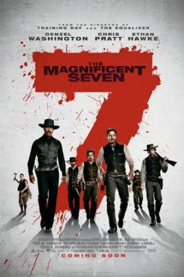 I Magnifici 7 Remake Recensione