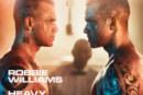 Robbie Williams fa pugilato nel video per The Heavy Entertainment Show.