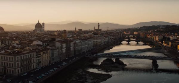Firenze nel film Inferno - Recensione Inferno film