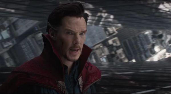 Doctor Strange recensione film - Benedict Cumberbatch