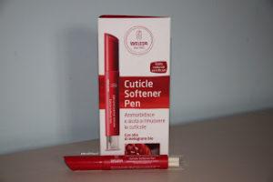 La nostra prova sulla Cuticle Softener Pen Weleda, la penna per le cuticule.