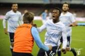 La Lazio surclassa il Torino per 3-1 e punta sempre più in alto.
