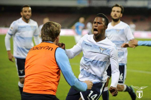 Napoli Lazio 1 1 Hamsik Keita