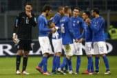La nazionale azzurra si prepara in vista del Liechtenstein