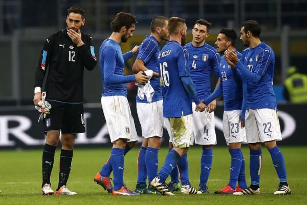 Olanda-Italia, le formazioni ufficiali: Donnarumma dal 1′, attacco Eder-Immobile
