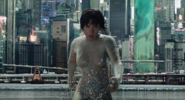 Ghost in the Shell film 2017 Recensione - Scarlett Johansson