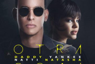 """Daddy Yankee pubblica la nuova canzone """"Otra cosa"""" con Natti Natasha."""
