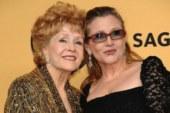 Carrie Fisher, l'autopsia rivela un mix di droghe nel corpo dell'attrice morta il 27 Dicembre
