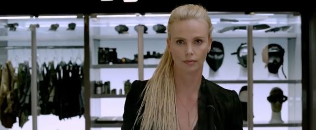Fast & Furious 8 Recensione - Charlize Theron