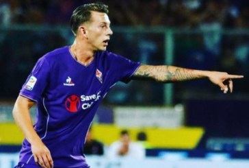 Bernardeschi in Sassuolo Fiorentina del maggio 2017 tiene ancora accesa la fiammella di speranza per l'Europa League.