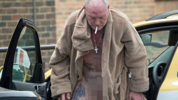 Paul Gascoigne litiga in hotel e finisce in ospedale