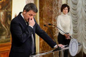 Renzi si dimette, ecco quali saranno le conseguenze. Il No è al 59%.