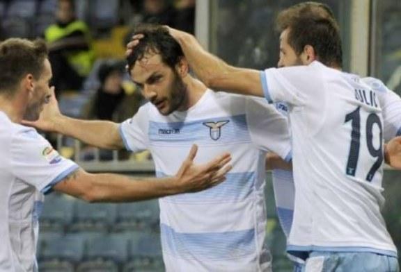 La Lazio riparte da Marassi. I biancocelesti superano la Sampdoria per 1-2.
