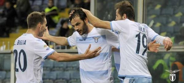 Lazio Parolo dichiarazioni su Lazio Palermo aprile 2017